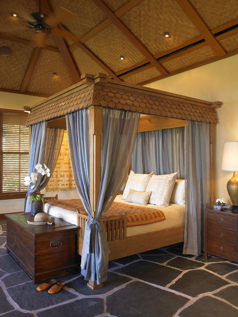 Get Royal Rest   20 Romantic Canopy Bed Design Ideas