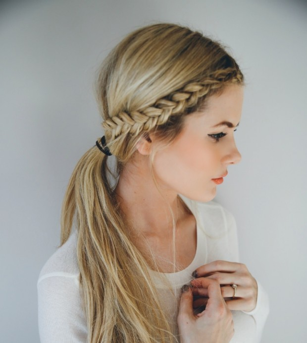 Pleasing 16 Quick And Easy Braided Hairstyles Style Motivation Hairstyle Inspiration Daily Dogsangcom