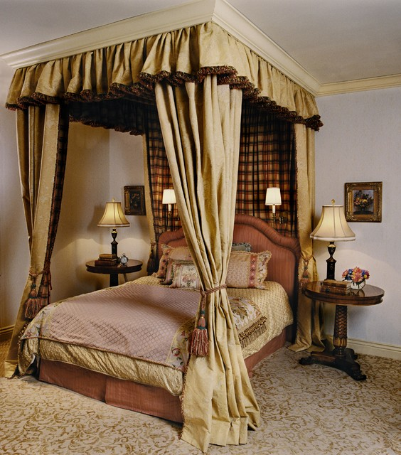 Romantic Canopy Bed Ideas get royal rest - 20 romantic canopy bed design ideas - style