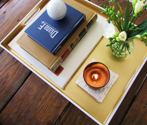 17 Easy DIY Serving Tray Projects