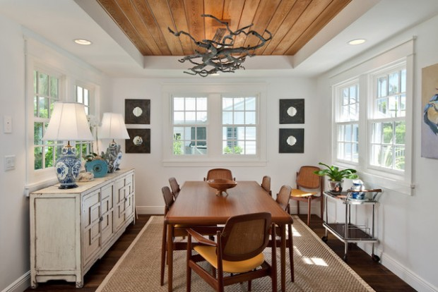 Tray Ceiling Dining (10)