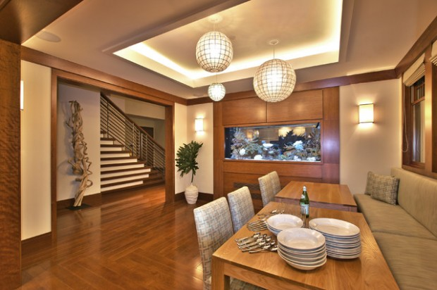 Tray Ceiling Dining (13)