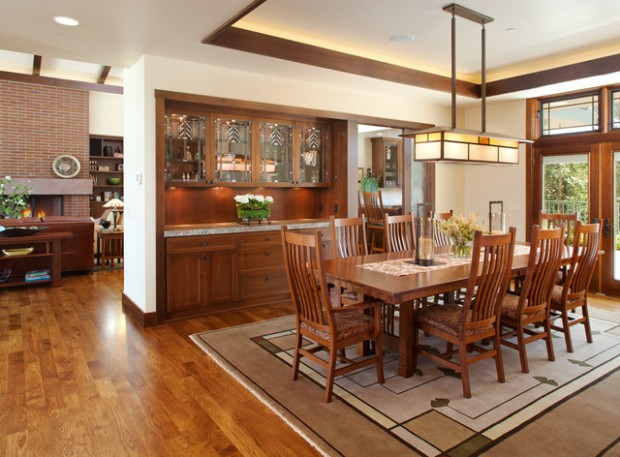 Tray Ceiling Dining (15)