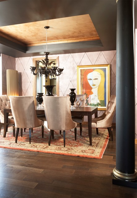 Tray Ceiling Dining (17)