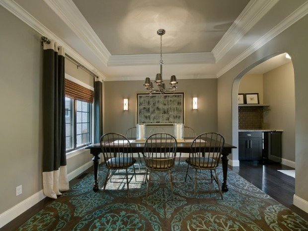Tray Ceiling Dining (19)