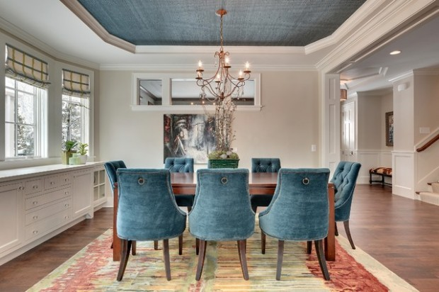 Tray Ceiling Dining (5)