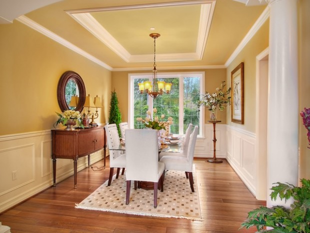 Tray Ceiling Dining (7)