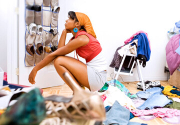 How To Declutter Your Life - wardrobe, home, Declutter Your Life, clothing organization, clothes, Closet organization