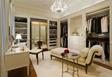 20 Fabulous Dressing Room Design and Decor Ideas - dressing table, dressing room design ideas, dressing room, dressing, closet design ideas, Closet design