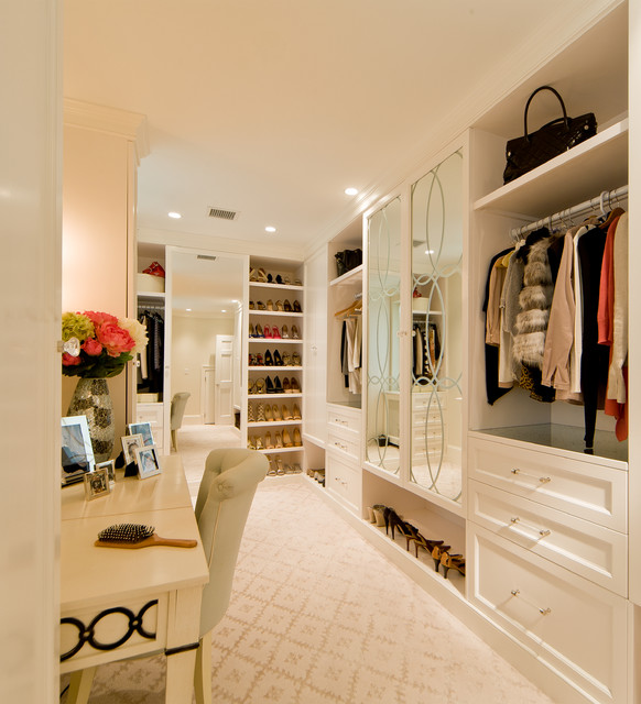Fabulous dressing room design and decor ideas style