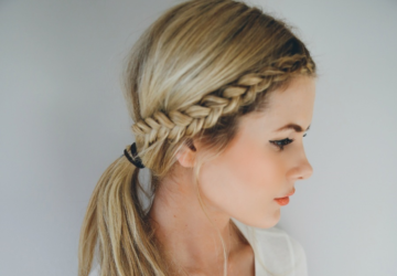 16 Quick and Easy Braided Hairstyles - quick hairstyle, Hairstyles, hairstyle, Hair, easy hairstyles