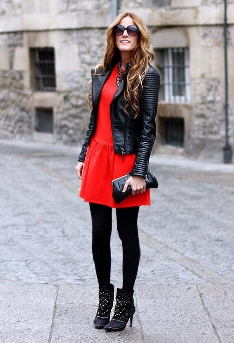 Red Dress for Valentine's Day  20 Seductive Outfits to Inspire You