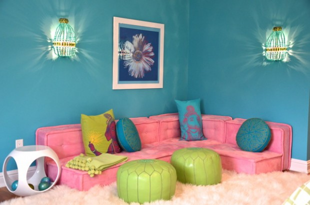 18 Cool Teen Lounge Design Ideas Perfect for Hangouts and Parties