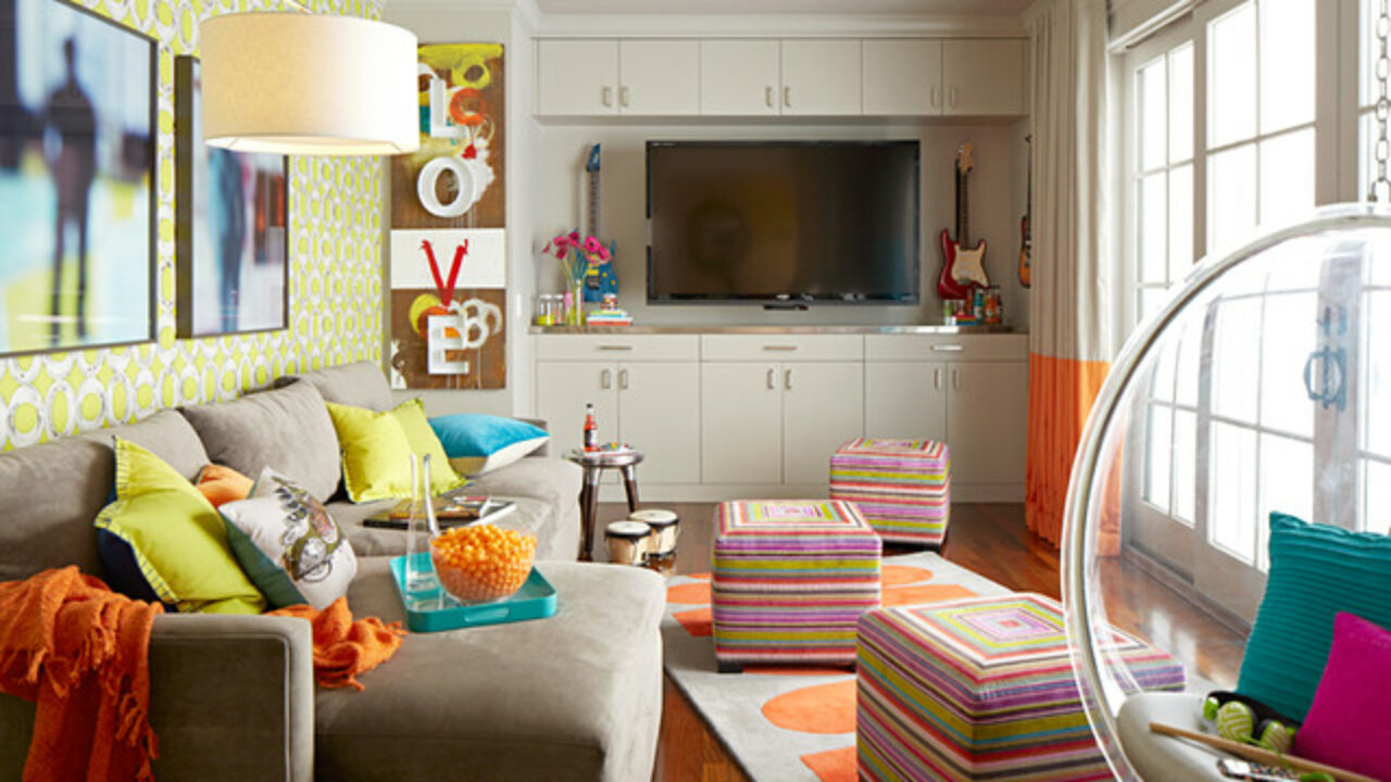 18 Cool Teen Lounge Design Ideas Perfect for Hangouts and ...