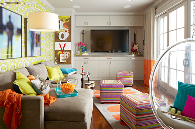 18 Cool Teen Lounge Design Ideas Perfect For Hangouts And Parties   Style  Motivation