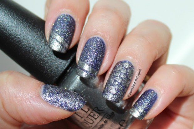 Gorgeous Textured Nail Designs – 17 Inspiring Nail Art Ideas for You