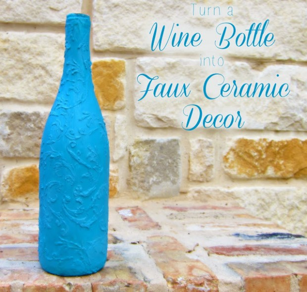 18 Creative and Interesting Ways How to Upcycle and Repurpose Wine Bottles