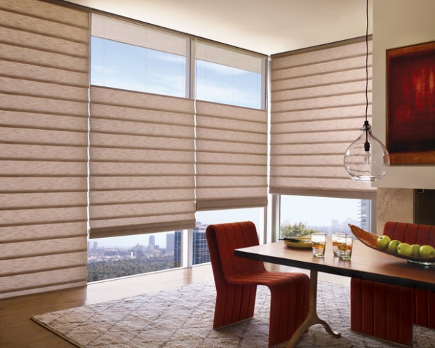 Modern Window Treatments for Unique Interior Look  18 Great Decor Ideas
