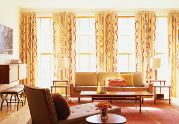 Modern Window Treatments for Unique Interior Look- 18 Great Decor Ideas - Windows treatment designs, Windows treatment, home decor, decorating ideas