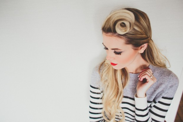 18 Romantic Date Night Hairstyles