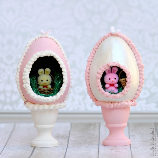 17 Interesting DIY Easter Decorations