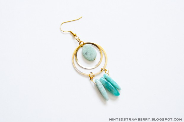 23 DIY Tutorials for Fancy Earrings