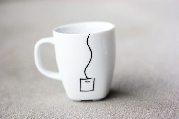 21 Creative DIY Coffee Mugs