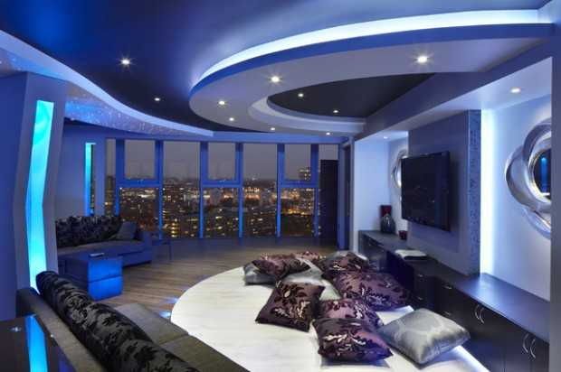 20 Futuristic Ideas For Home Decor