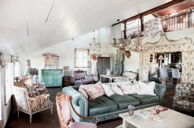 20 Fascinating Shabby Chic Home Decor Ideas