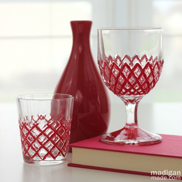 15 Creative DIY Cocktail Glasses