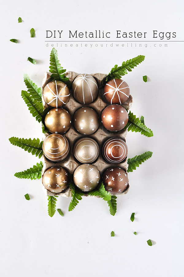 DIY-Metallic-Easter-Eggs