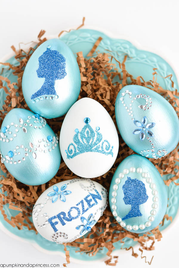 20 Creative and Fun DIY Easter Egg Decorating Ideas