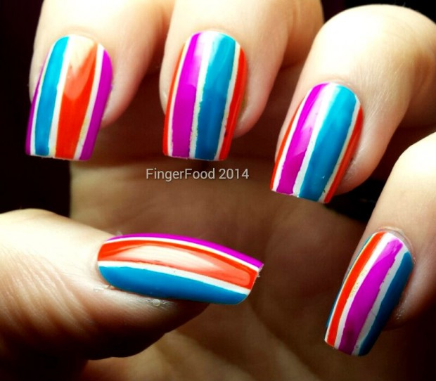 Nail-Art-Ideas-with-Stripes-26-Adorable-and-Creative-Nail-Designs-15