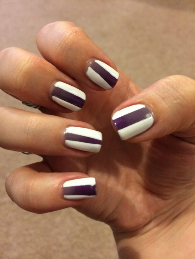 Nail-Art-Ideas-with-Stripes-26-Adorable-and-Creative-Nail-Designs-18