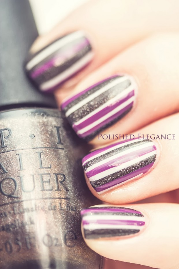 Nail-Art-Ideas-with-Stripes-26-Adorable-and-Creative-Nail-Designs-19