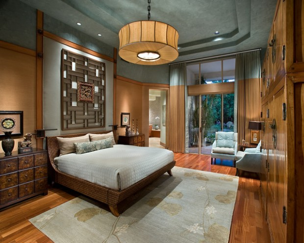 Asian Style Bedrooms- 22 Amazing Design and Decor Ideas - Style ...