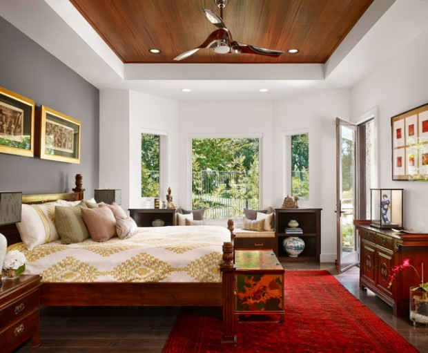 Asian Style Bedrooms- 22 Amazing Design and Decor Ideas ...