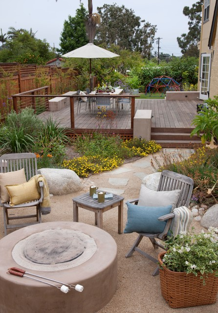 20 Landscaping Deck Design Ideas for Small Backyards ... on Small Deck Ideas For Small Backyards id=52297