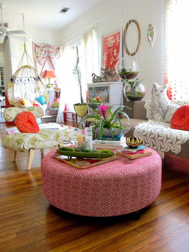 17 Charming Boho  Chic Interior Design and Decor Ideas