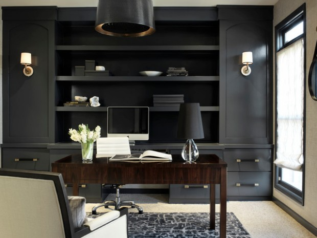elegant home office. elegant home office: 20 functional and sophisticated design ideas office d
