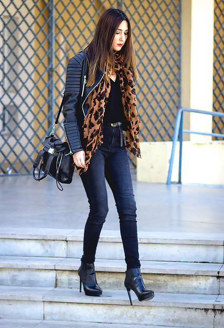 How To Style Your Favorite Black Leather Jacket  17 Inspiring Outfit Ideas