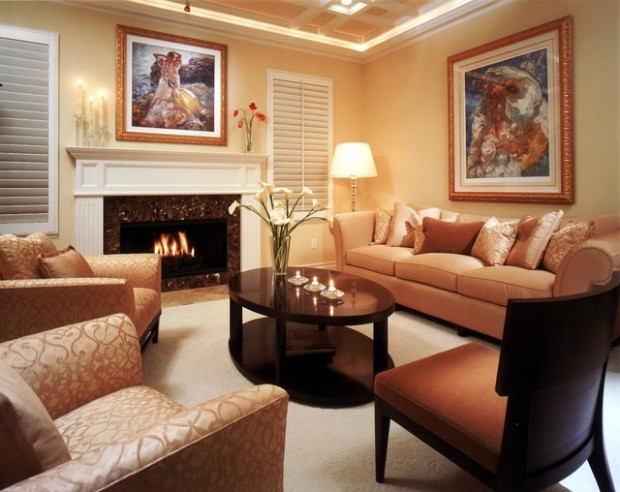 18 Gorgeous Living Room Design Ideas that Look Luxurious and Elegant