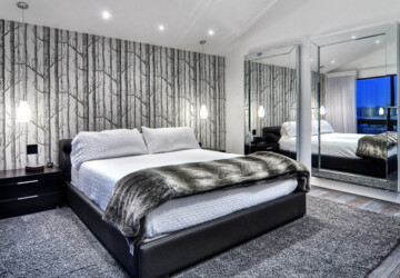 Bed-inspired Design Ideas for A Dream Bedroom - top fashion designers, sparser decorative elements, pillows, minimalisam, lighting, focal point, bedroom design 2016, bedroom, bed, artistic accents