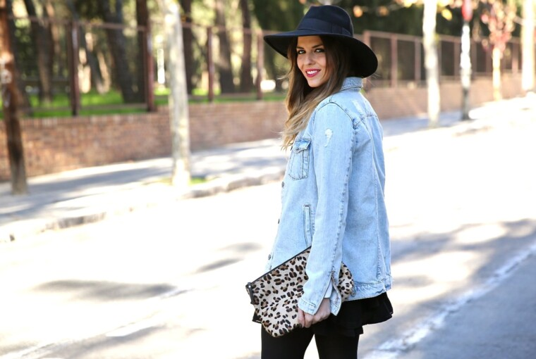 20 Outfit Ideas + Tips On How To Wear Denim Jacket - outfits, outfit, jacket, fashion, denim jacket outfit idea, denim jacket outfit, denim jacket, denim