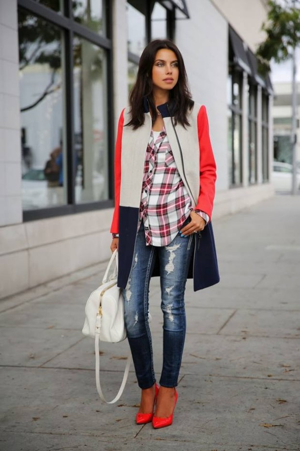 Red High Heels 20 Stylish Ideas How to Wear Them