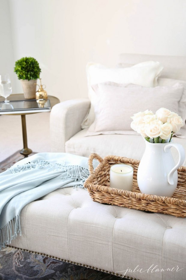 Inspired by Spring – 17 Refreshing Home Decorating Ideas