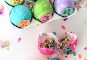 17 Interesting DIY Easter Decorations - simple, Easy, Easter decorations, easter decoration, Easter, diy Easter decorations, diy Easter, diy, decorations, decor, crafts, craft