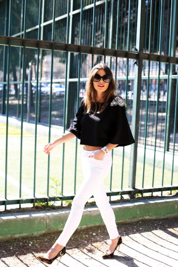 Rock a Crop Top This Spring   Style Tips + 21 Outfit Ideas