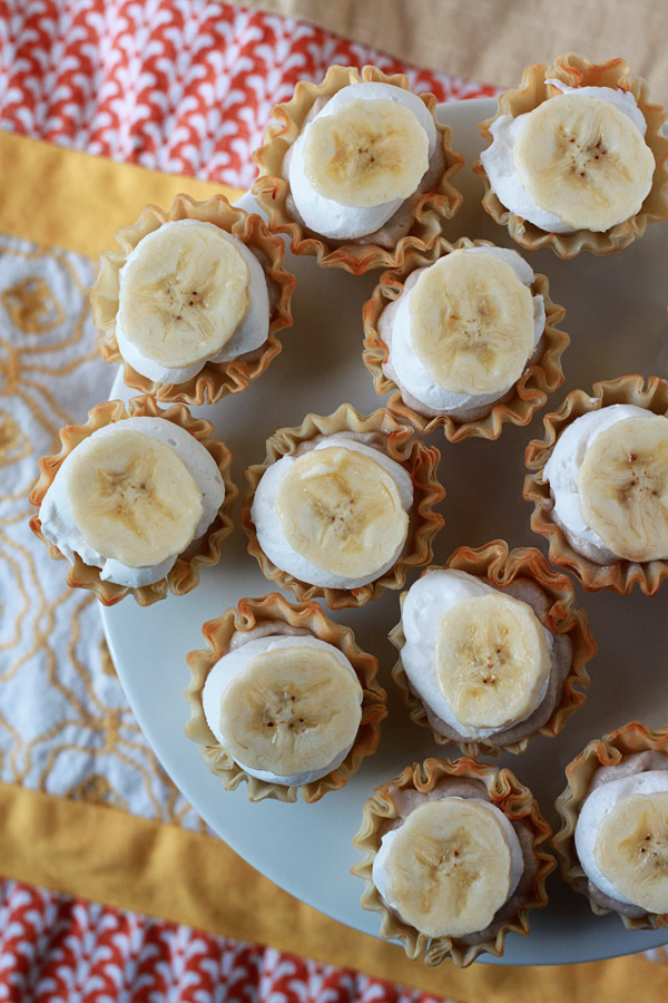 17 Delicious Banana Dessert Recipes