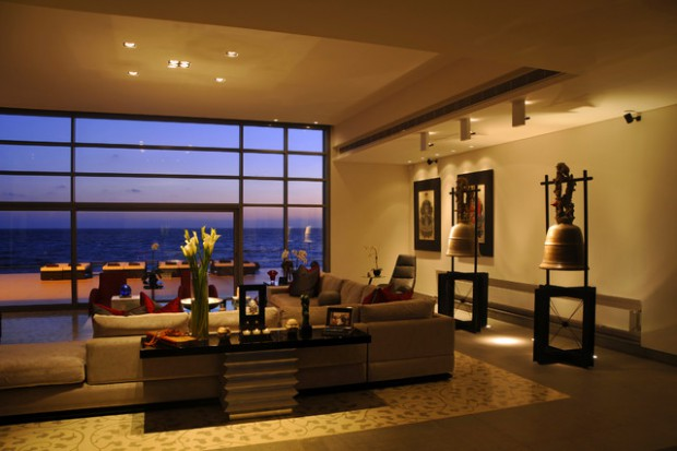 Asian Inspired Interiors   19 Modern Living Rooms With Asian Influence